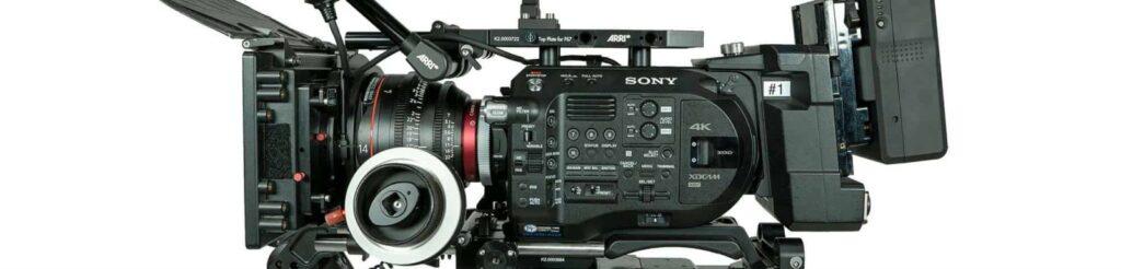 Wypożyczalnia sprzętu filmowego